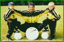 Fußballakademie Eisingen, Fußball Eisingen, Uwe Kiefer