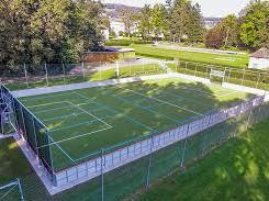 Sportplatz Eisingen, Fußballverein Eisingen, Fußballplatz