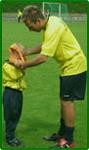 Kinderfußball, Fußball Eisingen, Fußballschule Eisingen